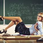 Erotične zgodbe | Potrebna učiteljica in ravnatelj