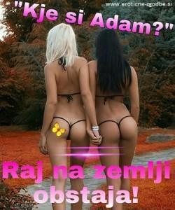 Kje si Adam