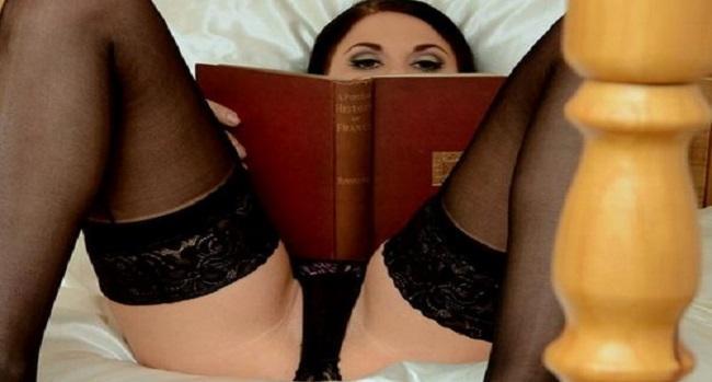 erotične zgodbe profesorica