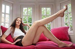 Najdaljše noge na svetu | Ekaterina Lisina
