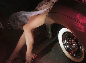 Erotične zgodbe   Sex v avtu