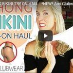Sexy video   Pomerjanje bikinija