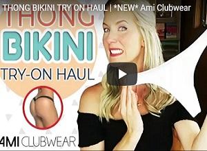 Sexy video | Pomerjanje bikinija