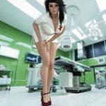 Skrivnostni sindrom bele halje