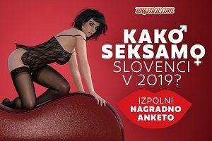 Kako dobri fukači smo Slovenke in Slovenci?! | Izpolni anketo in se poteguj za seksi nagrade