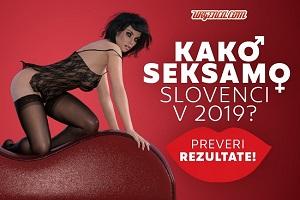 Preveri kako seksamo Slovenci!