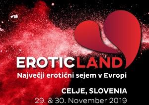 PRIHAJA PRVI EROTICLAND – največji evropski regijski erotični festival