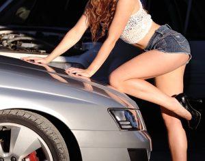 fukanje na avtu