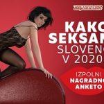 Spolne navade Slovencev v 2020! | Nagradna anketa