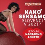 Kako seksamo Slovenci v 2021? | Nagradna anketa!