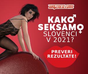 """Preveri kakšni """"packi"""" smo Slovenke in Slovenci!"""